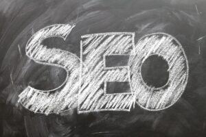 Søgemaskineoptimering af websites og tjenester.
